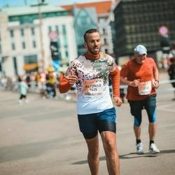 Lattelecom Riga Marathon - Alfonso Morales Gomez (1625)