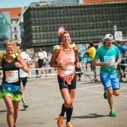 Lattelecom Riga Marathon - Anita Jēkabsone (1701), Linda Ancāne (2072), Lauris Tālums (9006)