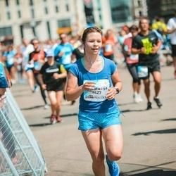 Lattelecom Riga Marathon - Anastasija Oļenkina (9427), Rēzija Enika (14661)