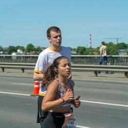 Lattelecom Riga Marathon - Alvis Vītols (1126), Jamila Schon (1133)