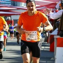 Lattelecom Riga Marathon - Fabien Caldu (1036)