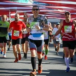 Lattelecom Riga Marathon - Alfredo Sanchez Sender (5734), Eduardo Gonzalez Garcia (5820)
