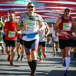 Lattelecom Riga Marathon - Alfredo Sanchez Sender (5734), Eduardo Gonzalez Garcia (5820), Juris Keišs (7823)