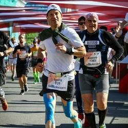 Lattelecom Riga Marathon - Igors Bergers (939), Alessio Panelli (1383)