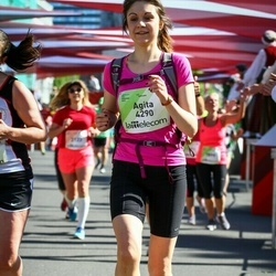 Lattelecom Riga Marathon - Agita Kudlāne (4290)