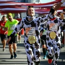 Lattelecom Riga Marathon - Adam Rees (508)
