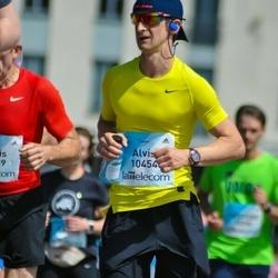Lattelecom Riga Marathon - Alvis Bitenieks (10454)