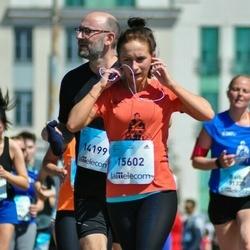 Lattelecom Riga Marathon - Agnese Ozoliņa (15602)