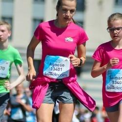 Lattelecom Riga Marathon - Agnese Ulanova (13401)