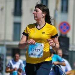 Lattelecom Riga Marathon - Evelīna Deiko (12137)