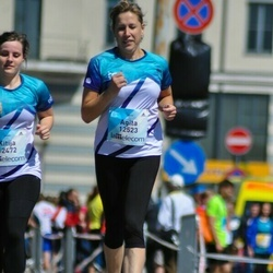 Lattelecom Riga Marathon - Agita Saulīte-Vērpele (12523)