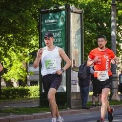 Lattelecom Riga Marathon - Pēteris Grīviņš (1077), Ainars Berzins (5257)