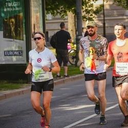Lattelecom Riga Marathon - Valentīns Laskevičs (1057), Anne-Gwendolin Geismar (6884)