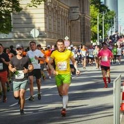 Lattelecom Riga Marathon - Nikolay Telepen (443), Elviss Cers (2199), Raivis Cakuls (4412), Tom Leon Roeder (5306)