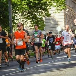 Lattelecom Riga Marathon - Agnis Murnieks (236), Raitis Jirgensons (899), Kārlis Ielejs (1297), Edgaras Kapūstinskas (3308)
