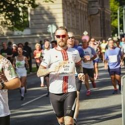 Lattelecom Riga Marathon - Erko Kurvits (603), Carlos Belmonte Espadas (5807)