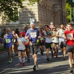 Lattelecom Riga Marathon - Erik Andre Torbergsen (457), Timurs Kaņeps (1872)