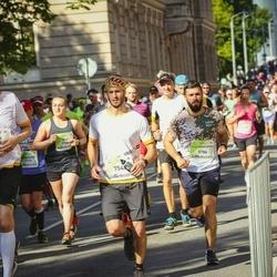 Lattelecom Riga Marathon - Alvis Vītols (1126), Alejandro Borja Muriel Cuesta (5784), Jānis Seglickis (7542)