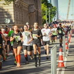 Lattelecom Riga Marathon - Emilie Troy (5576), Jānis Dupats (5993)