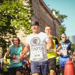 Lattelecom Riga Marathon - Aliaksei Buyasau (1119), Juris Medenieks (2036)