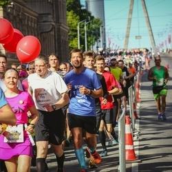 Lattelecom Riga Marathon - Aigars Vītiņš (790), Linda Beldava (1919)