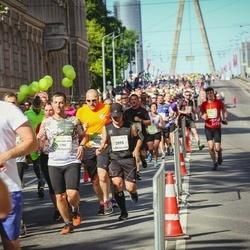 Lattelecom Riga Marathon - Allen Babaran (2095), Francisco Jose Iglesias Valcuende (5755)