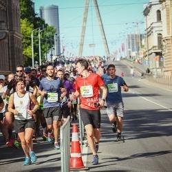 Lattelecom Riga Marathon - Susan Charleworth (3055), Alexandru Vlad (6674), Māris Berķis (6930), Felix Schiepek (7890), Māris Kalniņš (8225)