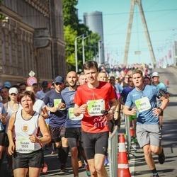 Lattelecom Riga Marathon - Susan Charleworth (3055), Māris Berķis (6930), Felix Schiepek (7890)