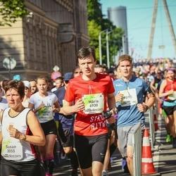 Lattelecom Riga Marathon - Susan Charleworth (3055), Sophia Westphal (6279), Māris Berķis (6930), Felix Schiepek (7890)