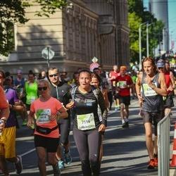 Lattelecom Riga Marathon - Ksenija Blanka (6418), Anita Hunter (7114)