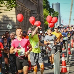 Lattelecom Riga Marathon - Elvis Millers (5914), Laura Legzdiņa (5979)
