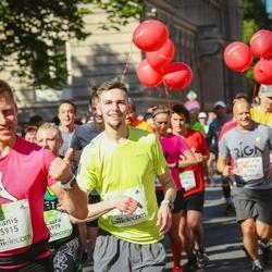 Lattelecom Riga Marathon - Elvis Millers (5914), Jānis Lapsiņš (5915)
