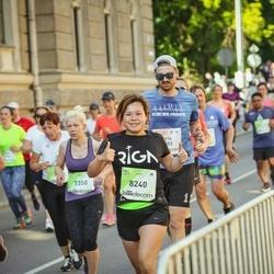 Lattelecom Riga Marathon - Annegret Brigatt (7446), Tsz Man Cindy Ng (8240)