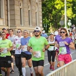 Lattelecom Riga Marathon - Adam Roman (1033), Philippe Bas (1485), Alexandre Bas (1486), Anna Rojek (4399)