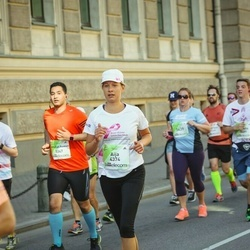 Lattelecom Riga Marathon - Aija Zandberga (4374)