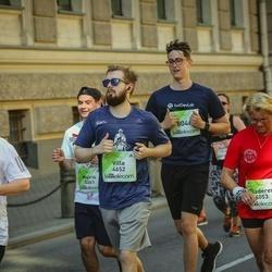 Lattelecom Riga Marathon - Fladerer Maria (4053), Juha Luukkonen (4650), Ville Pikkarainen (4652)