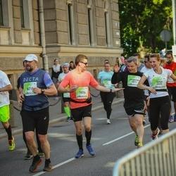 Lattelecom Riga Marathon - Jevgenijs Miscenuks (4871), Jūlija Surikova (5022), Juris Šeps (7574), Andris Vārpiņš (8210)