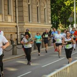 Lattelecom Riga Marathon - Bareket Aksenfeld (4045), Gilat Ben Abu (5636), Maria Rocio Talavera Morales (5766), Inga Ozola (6096)