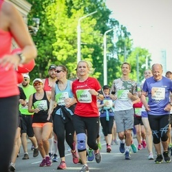 Lattelecom Riga Marathon - Raimo Kiikko (733), Ginta Pirtniece (8005)
