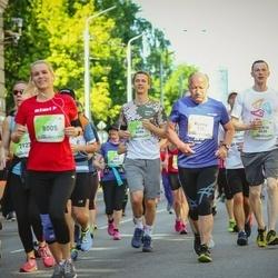 Lattelecom Riga Marathon - Raimo Kiikko (733), Juris Pomerancevs (6084), Andris Asars (6530), Ginta Pirtniece (8005)