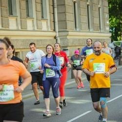 Lattelecom Riga Marathon - Adam Adamov (4601), Inguna Kupča (6754)