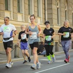 Lattelecom Riga Marathon - Nadezhda Terzieva (1201), Ervins Kotello (7256)