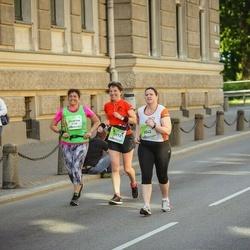 Lattelecom Riga Marathon - Kaspars Ābols (2172), Sandrine Irigoyen (4146), Aija Nelsone (6542)