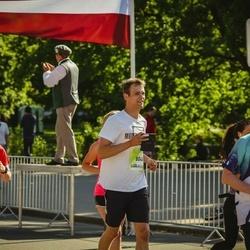 Lattelecom Riga Marathon - Inga Rāte (549), Mārtiņš Peisenieks (6107), Agris Vinakmens (8048)