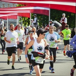 Lattelecom Riga Marathon - Alon Yeger (5677), Nils Turauskis (7522)