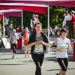 Lattelecom Riga Marathon - Emma Helēna Romančuka (3629), Patrycja Anna Oleksik (6468)