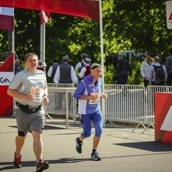Lattelecom Riga Marathon - Jānis Laganovskis (303), Angelo Bertoli (1671)