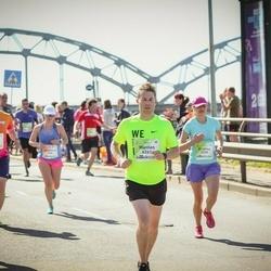Lattelecom Riga Marathon - Anna Milkovskaya (5372), Manten Devriendt (6261)