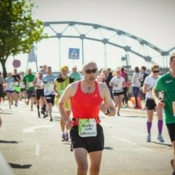 Lattelecom Riga Marathon - Gert Rens (1712), Ramiro Grandāns (4289)