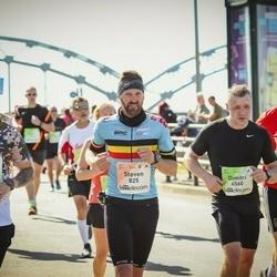 Lattelecom Riga Marathon - Steven Delmotte (825), Aigars Čodars (6006), Dimitri Podgornõi (6560)